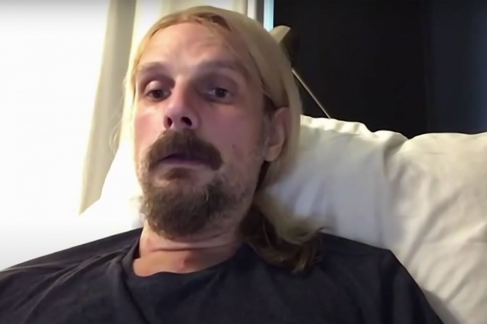 Judas Priest's Richie Faulkner Thanks Heart Doctor Who Saved His Life
