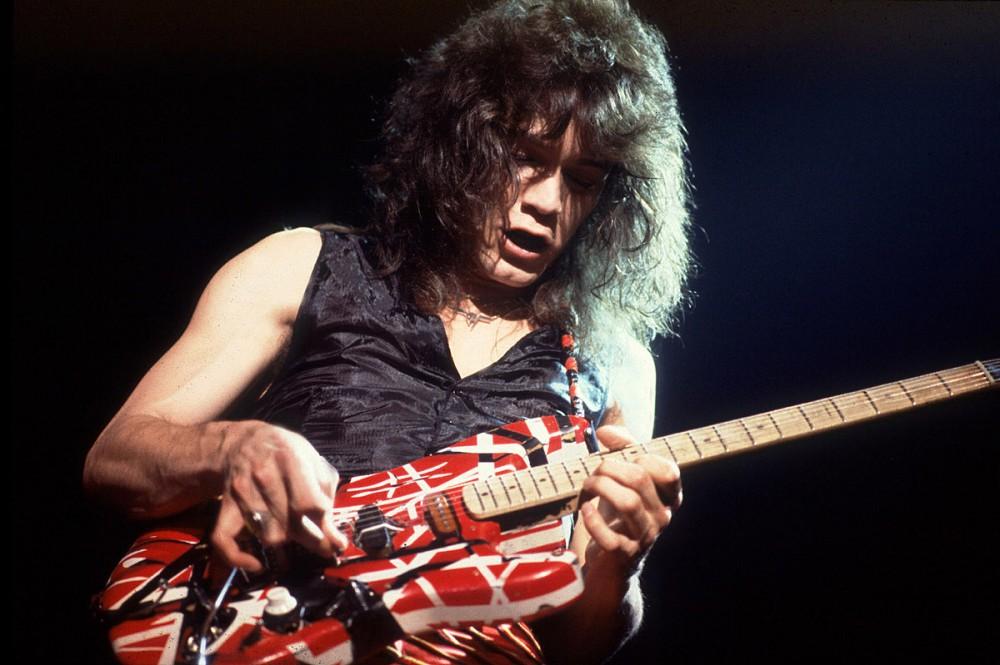 Eddie Van Halen Memorial Unveiled in Guitar Legend's Hometown of Pasadena