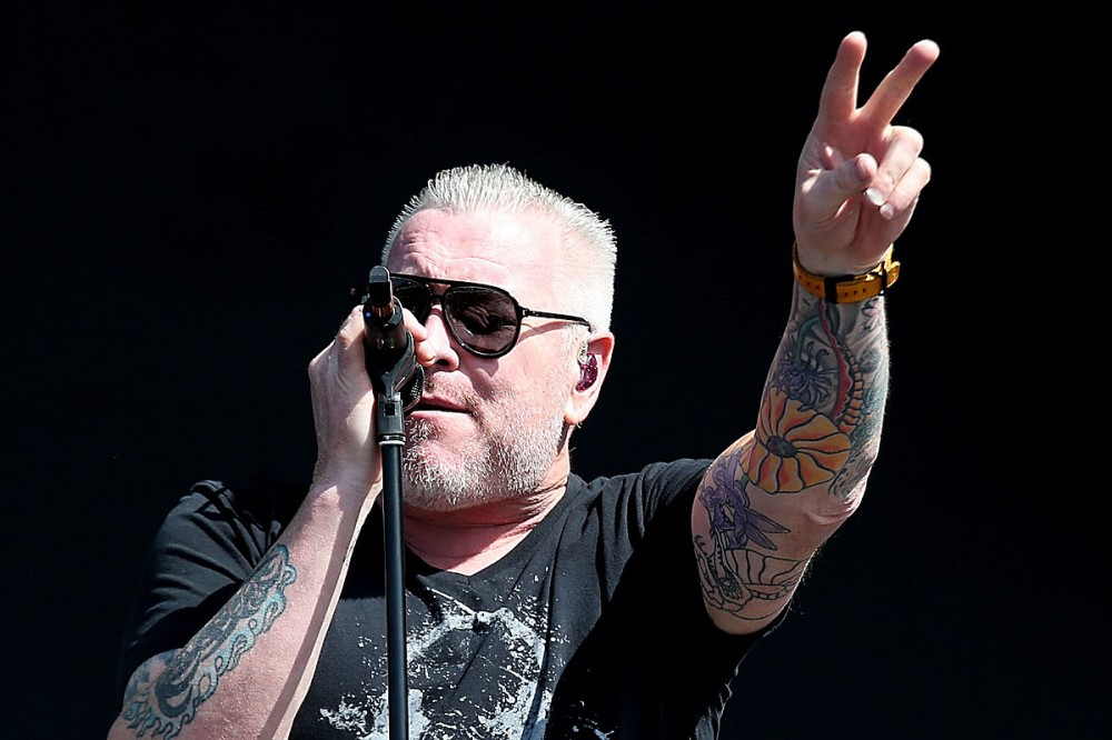 Smash Mouth Singer Steve Harwell Announces Retirement Due to Health Issues