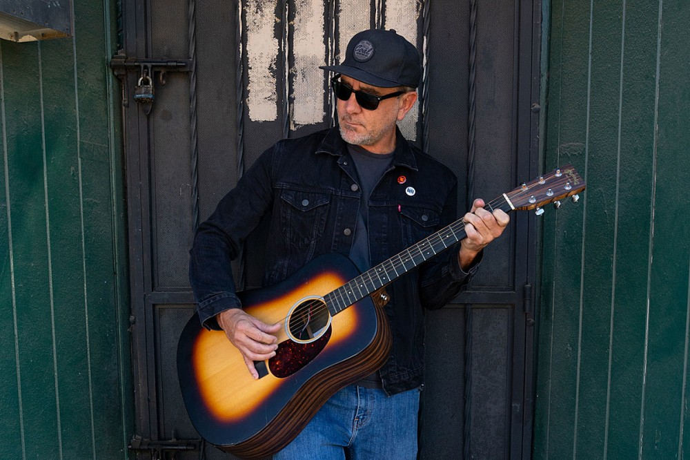 Pennywise's Jim Lindberg Drops Uplifting 'You're Not Alone,' Announces Solo Acoustic Album