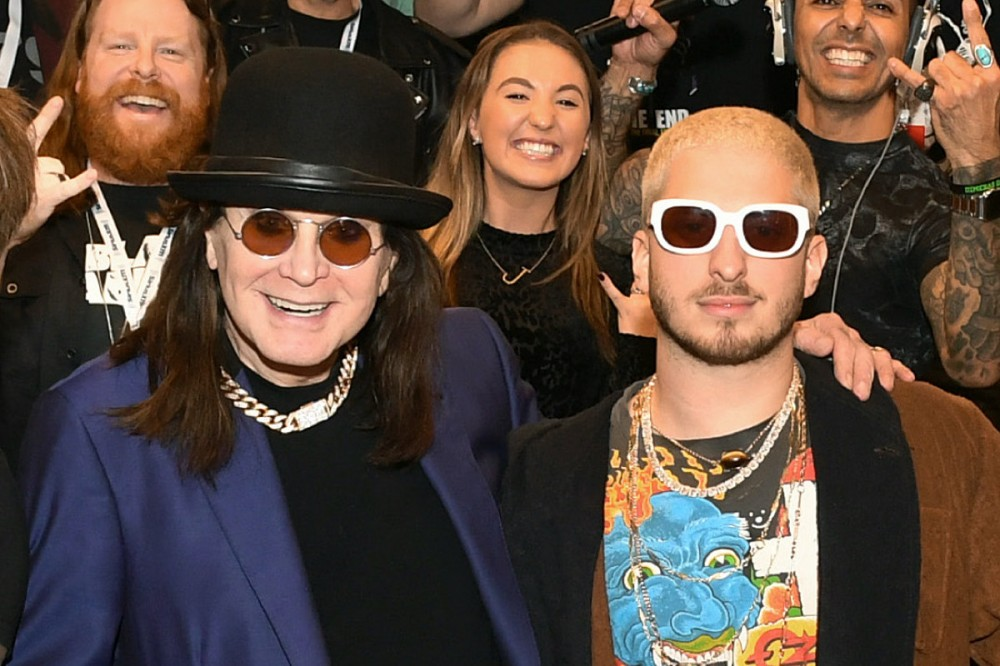 Ozzy Osbourne Startled His Producer with His Pandemic Target Practice
