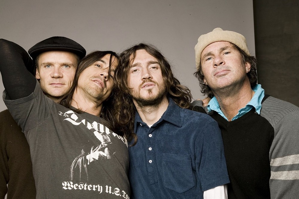 Red Hot Chili Peppers Near Completion on New Album With John Frusciante