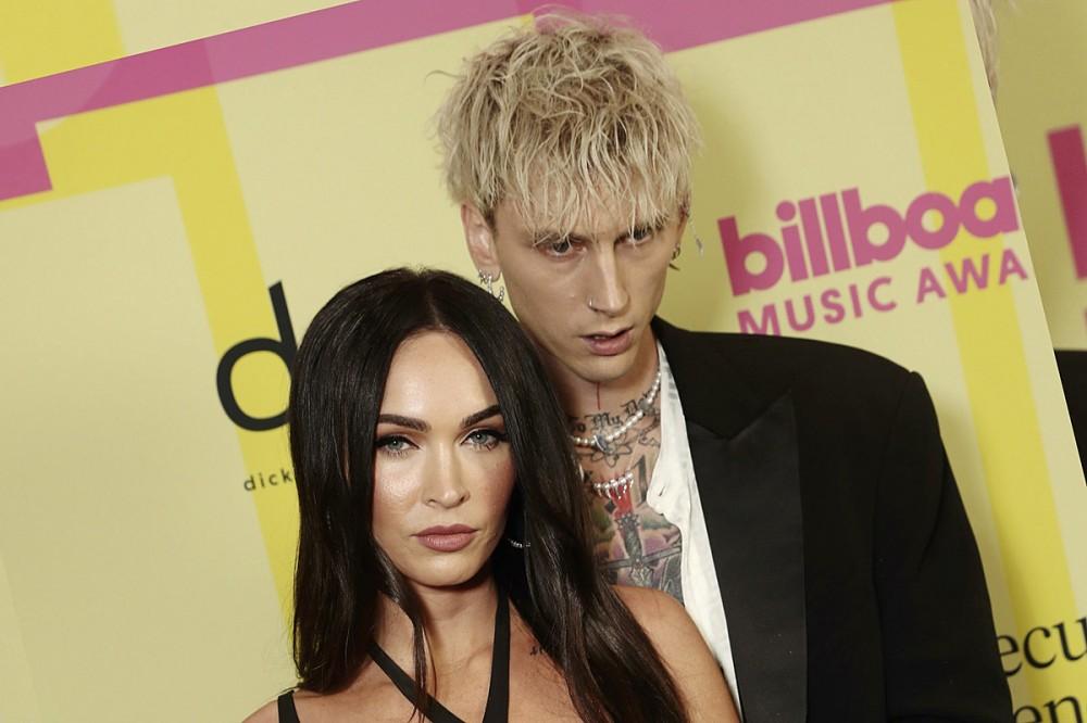Megan Fox Says Machine Gun Kelly Was Like a Druggy Ninja on Their First Meeting