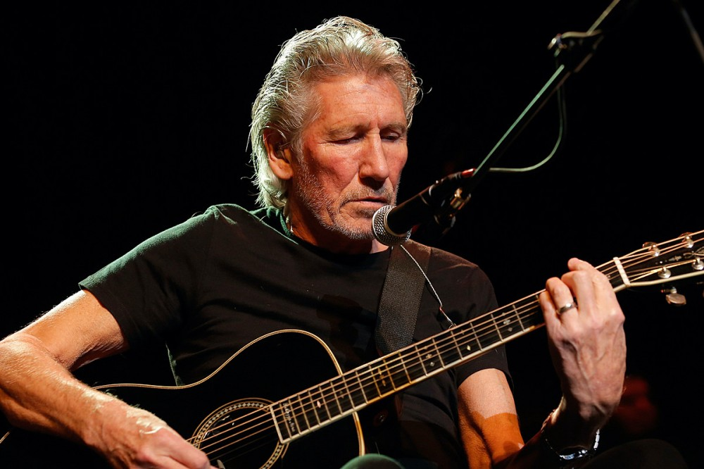 Pink Floyd's Roger Waters Shares Pics From Recent Wedding – 'Finally a Keeper'